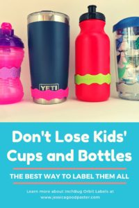 The Best Way To Label Kids Cups And Bottles You Need To