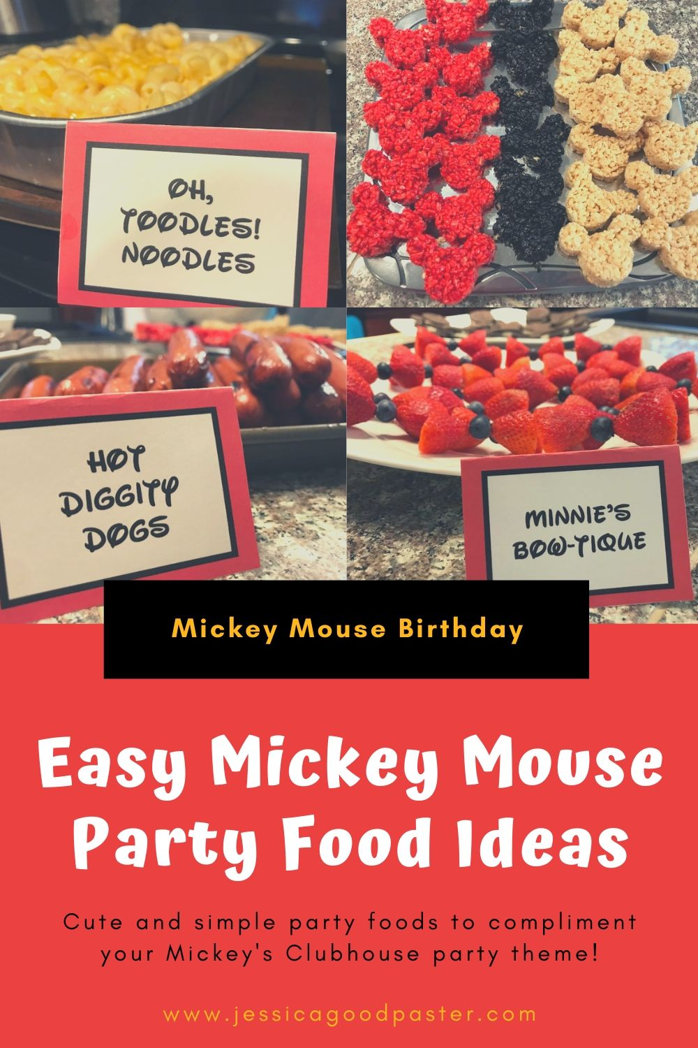 Minnie And Mickey Mouse Birthday Party Decorations  from jessicagoodpaster.com